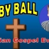 Sunday 4 September - An Evening of Christian Comedy with Bobby Ball