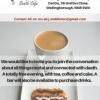 Friday June 15 Death Cafe 7.30 - 9.00pm...