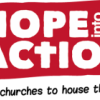 Hope Into ACTION - Enabling Churches To House The Homeless