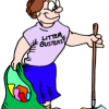 Litter Pick!  Can You Help, Please?