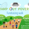 Stamp Out Poverty Fund Raising Walk