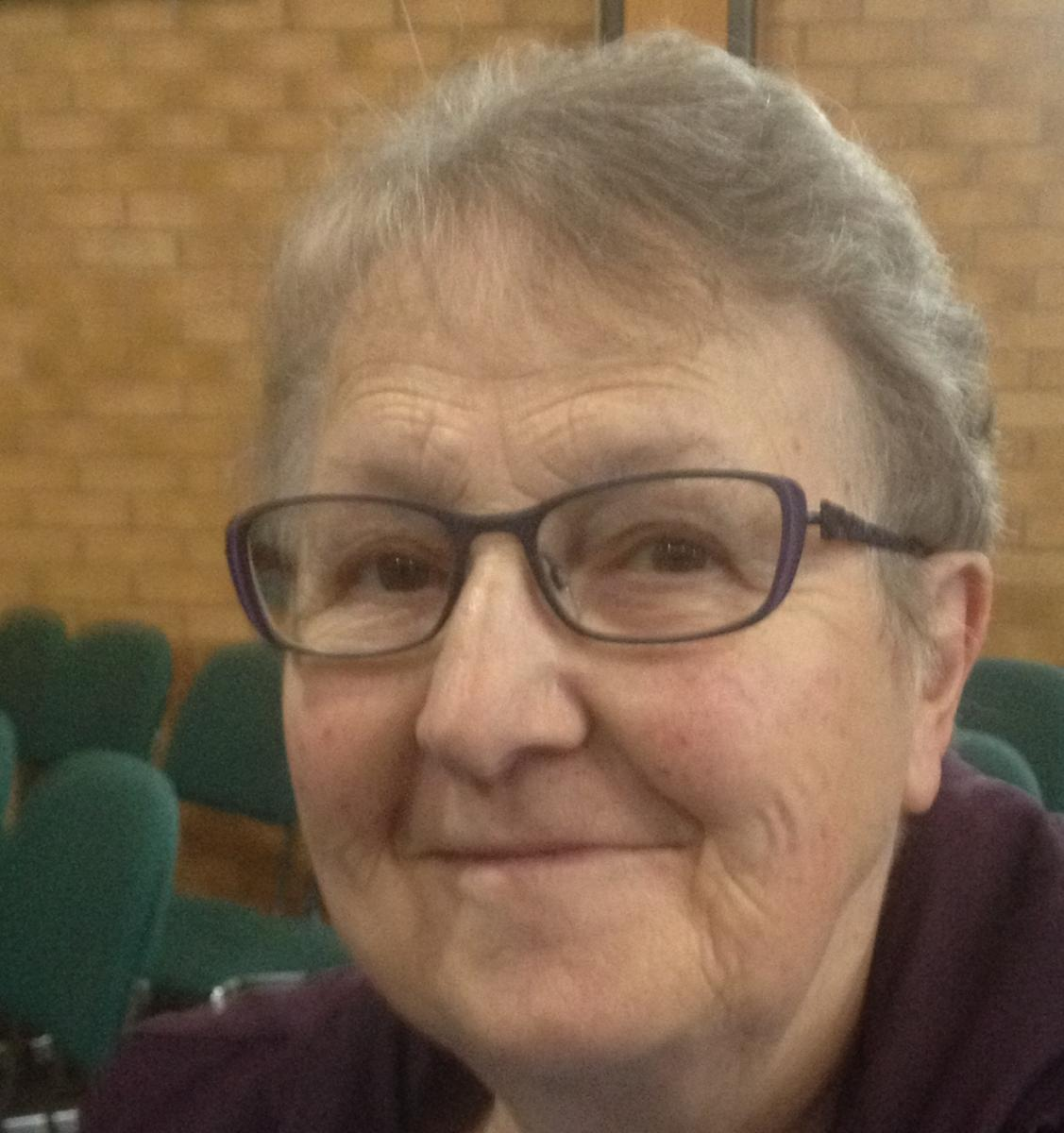 Valerie Brown – Parish Safeguarding Officer